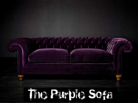 The Purple Sofa Scary Story Scary Website