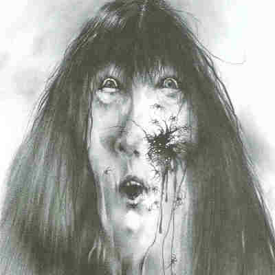 Image result for scary stories to tell in the dark the red spot