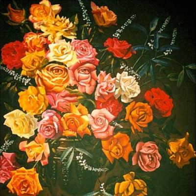 Roses Illusion