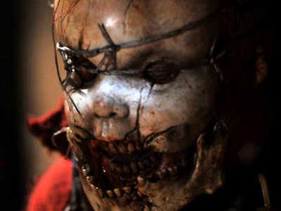 Scariest Masks