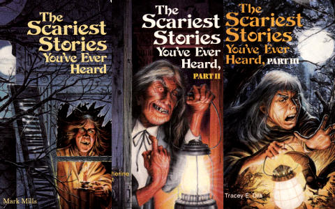 Scariest Stories