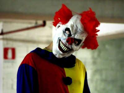Scary Clown Videos