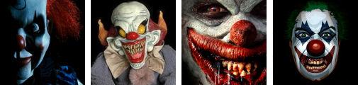 Scary Clowns
