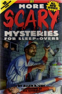 Scary Mysteries for Sleepovers