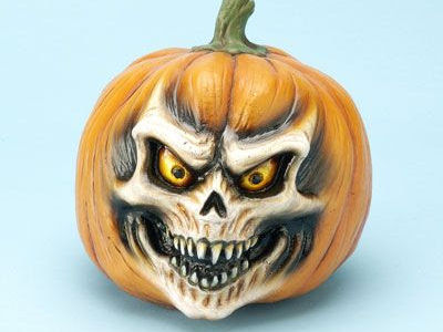 Scary Pumpkins | Scary Website