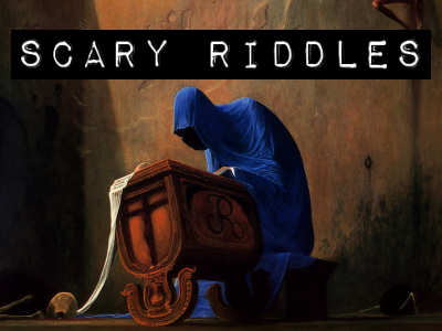 Scary Riddles and Stories | Scary Website