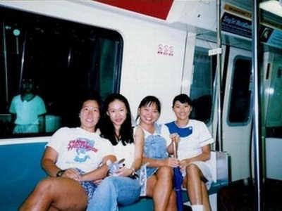 Marina Bay Singapore MRT