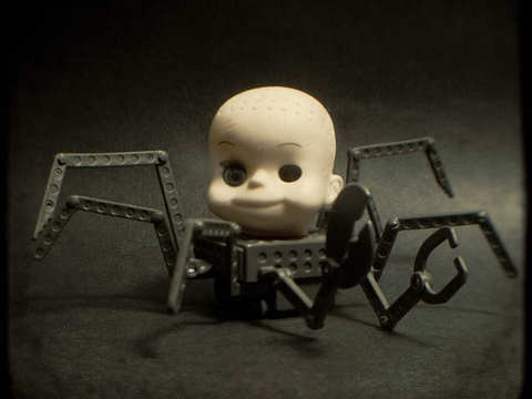 Scary Toys Scary Website