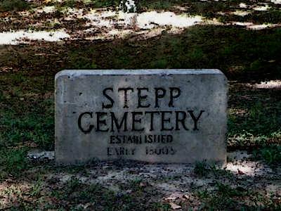 Stepp Cemetery