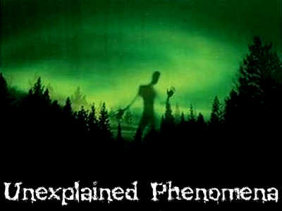 Unexplained Phenomena