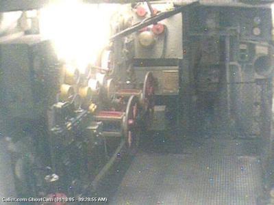 USS Lexington Ghost