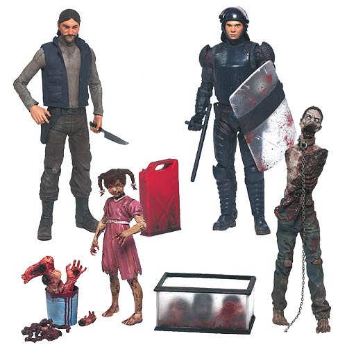 Walking Dead Toys Comic Series 2