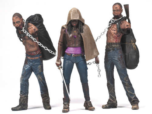 Walking Dead Toys Series 3