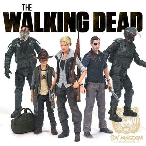 Walking Dead Toys Series 4