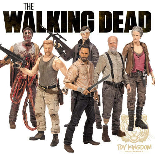 Walking Dead Toys Series 6