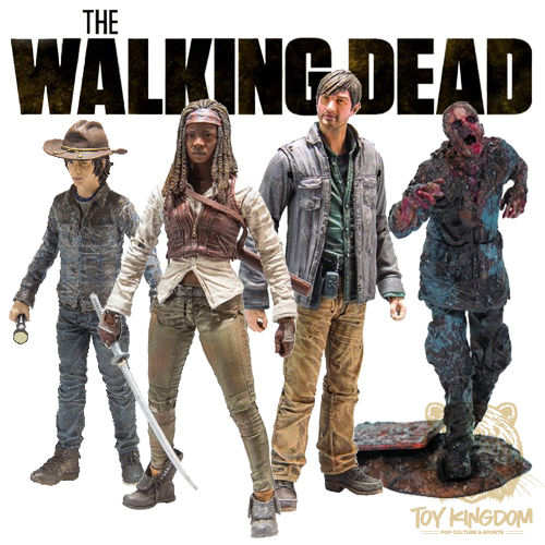 Walking Dead Toys Series 7