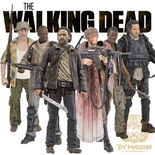 Walking Dead Toys Series 8