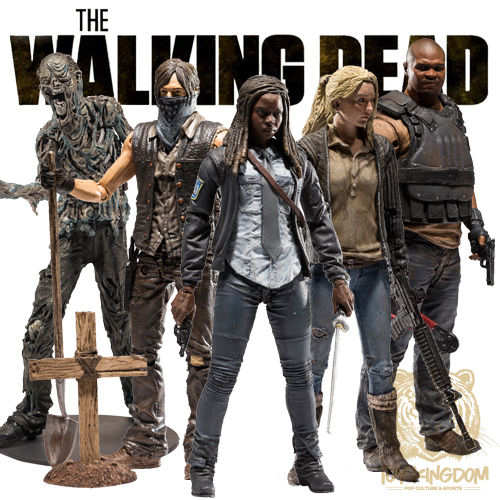 Walking Dead Toys Series 9