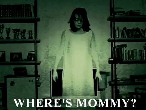 Where's Mommy
