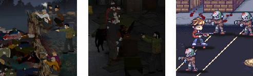 zombie flash games
