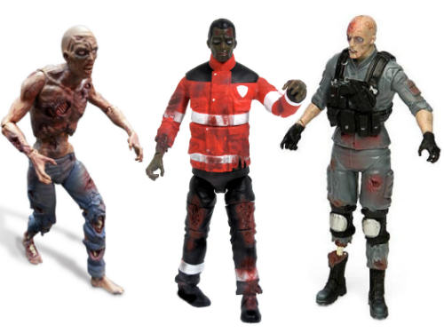Zombies And Toys